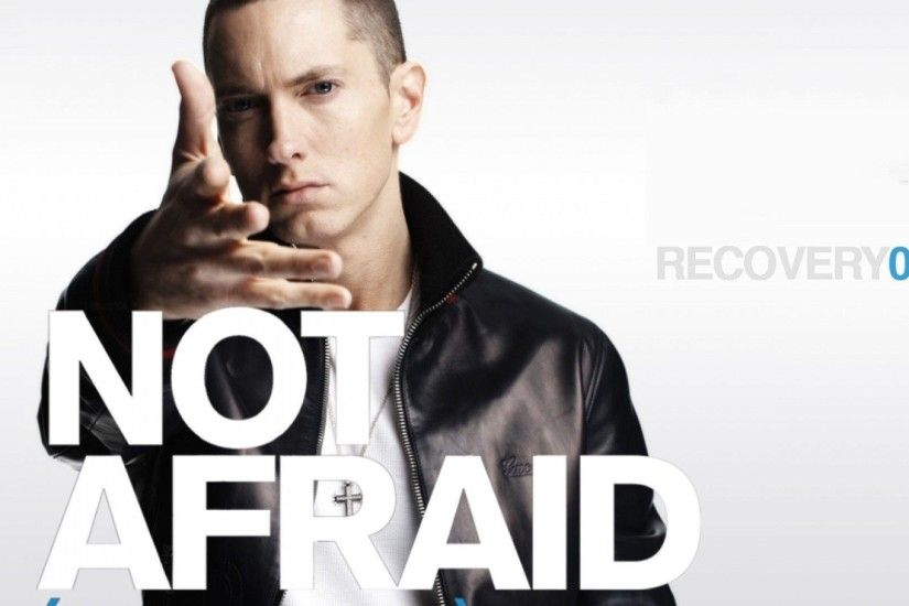 Eminem Not Afraid Recovery Wallpaper #2212 | Foolhardi.