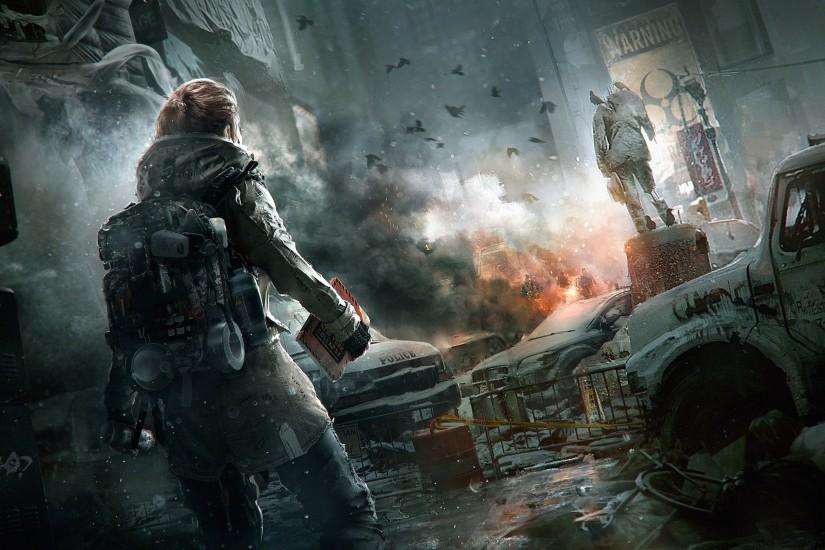 beautiful the division wallpaper 3840x2160 for android tablet