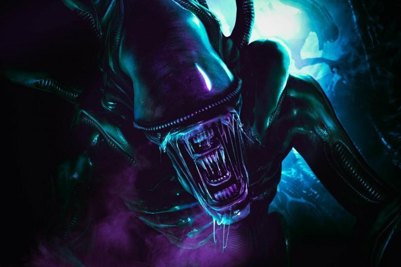 download alien wallpaper 1920x1200 for htc