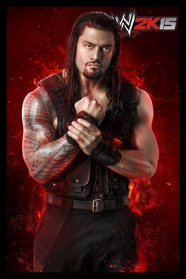 Roman Reigns images WWE 2K15 HD wallpaper and background photos