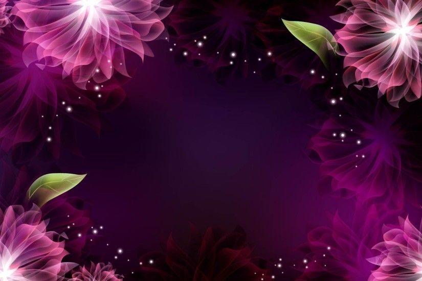 Beautiful Flowers Background My image