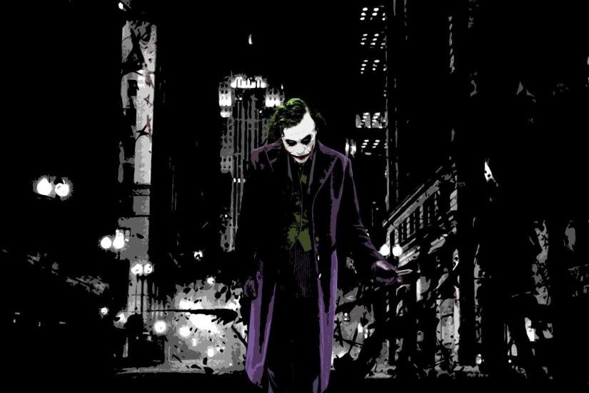 The Dark Knight - Joker 438757 ...