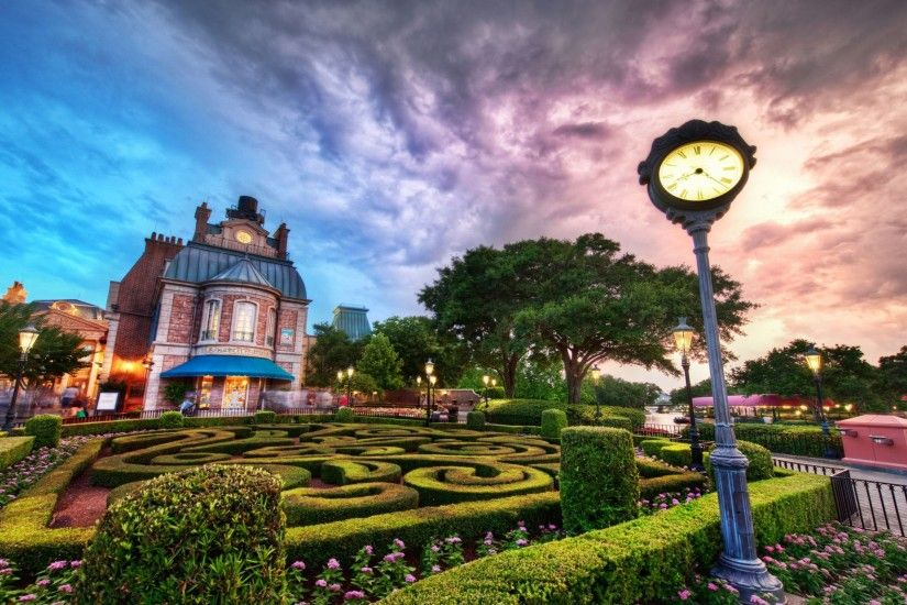 Daily Wallpaper: Beautiful Disney World | I Like To Waste My Time