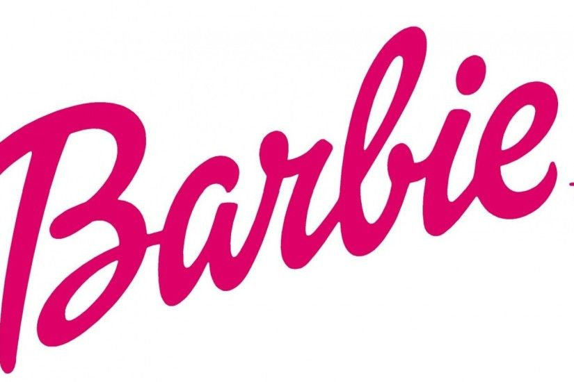 Preview wallpaper barbie, logo, company, brand 1920x1080