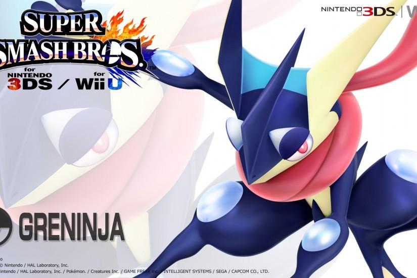 4: Greninja Wallpaper by MasterEnex