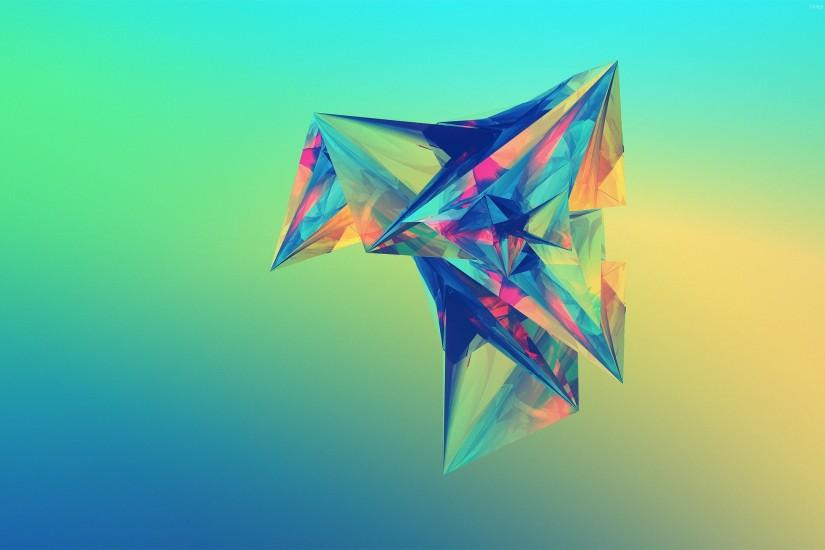 polygon background 2560x1440 tablet