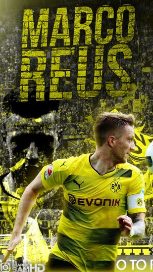 Marco Reus Phone Wallpaper 2017/2018