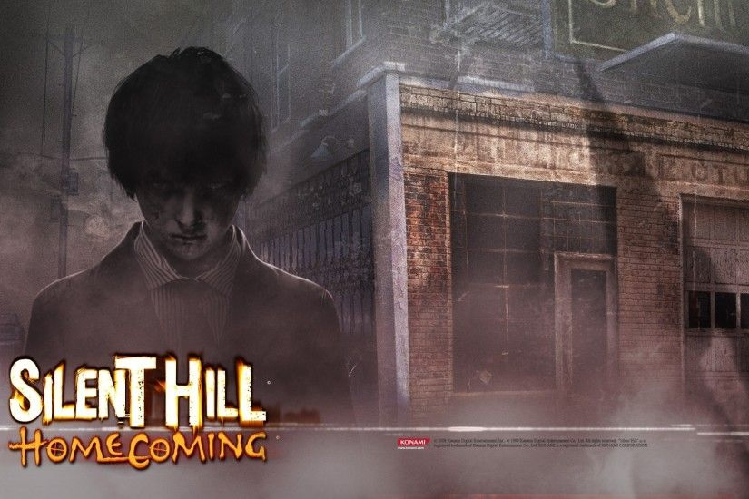 Silent Hill: Homecoming wallpaper - Full HD Backgrounds by Flemming  Fletcher (2016-11