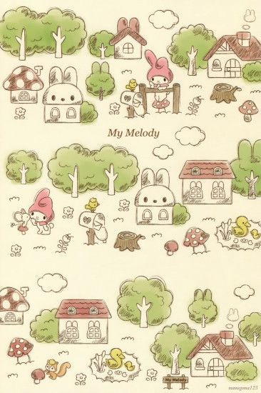 ... my melody wallpaper for iphone 76 images ...