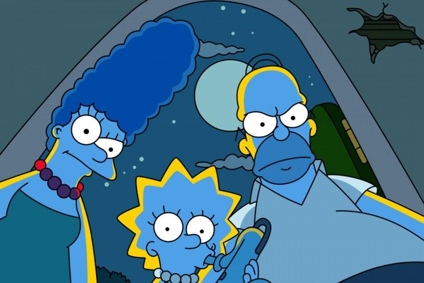 1920x1200 The Simpsons desktop PC and Mac wallpaper