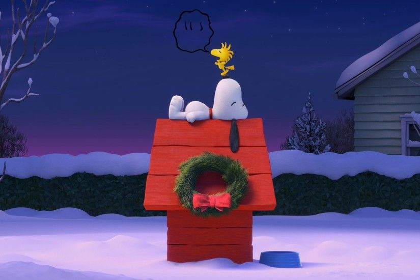 Snoopy Christmas Wallpaper ·① WallpaperTag