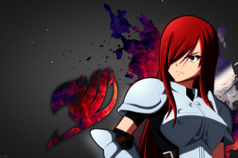 Fairy Tail Erza Wallpaper High Definition - Bhstorm.com