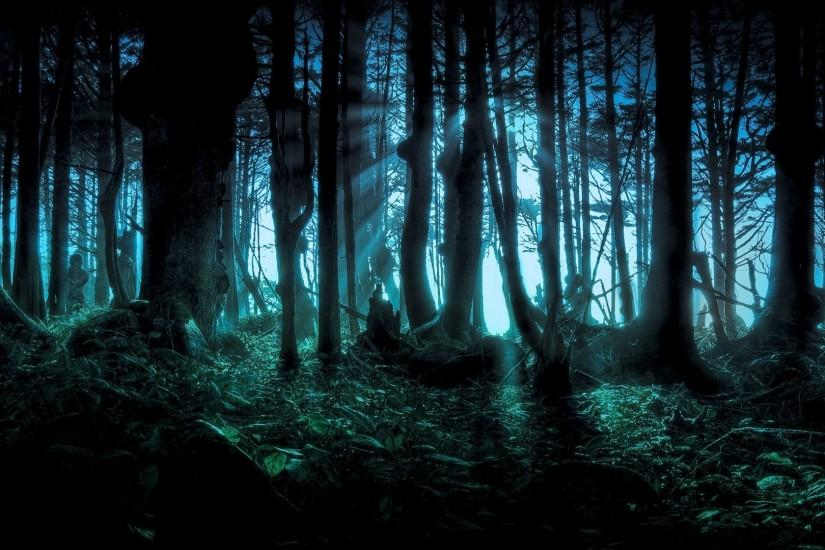 ... Spooky Backgrounds - WallpaperPulse ...