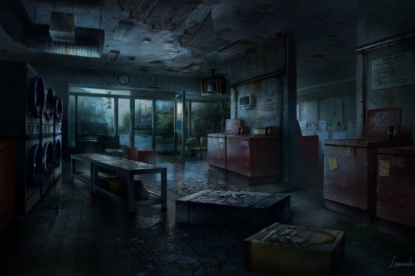 the last of us concept shop dark art