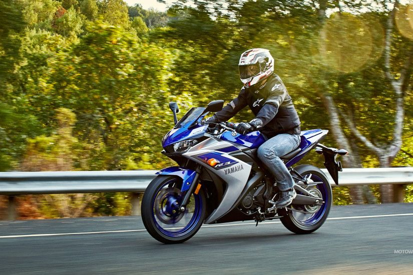 Motorcycle wallpapers Yamaha YZF-R3 ...