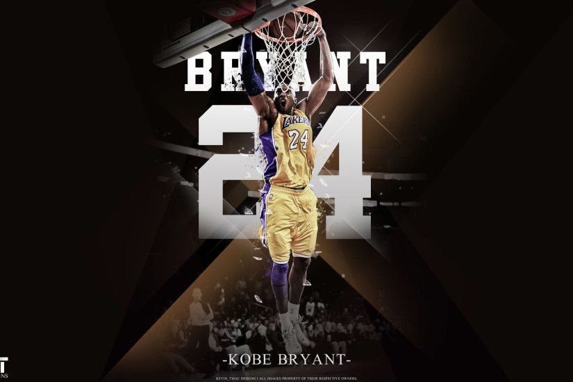 1920x1200 Free Wallpapers - Kobe Bryant Lakers Dunk 1920x1200 wallpaper