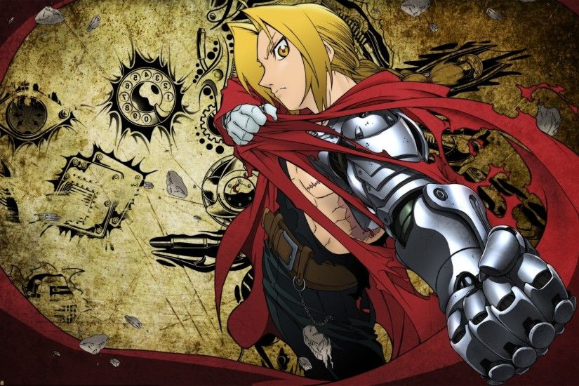 Fullmetal Alchemist Wallpaper Full Hd - WALLPAPER HD
