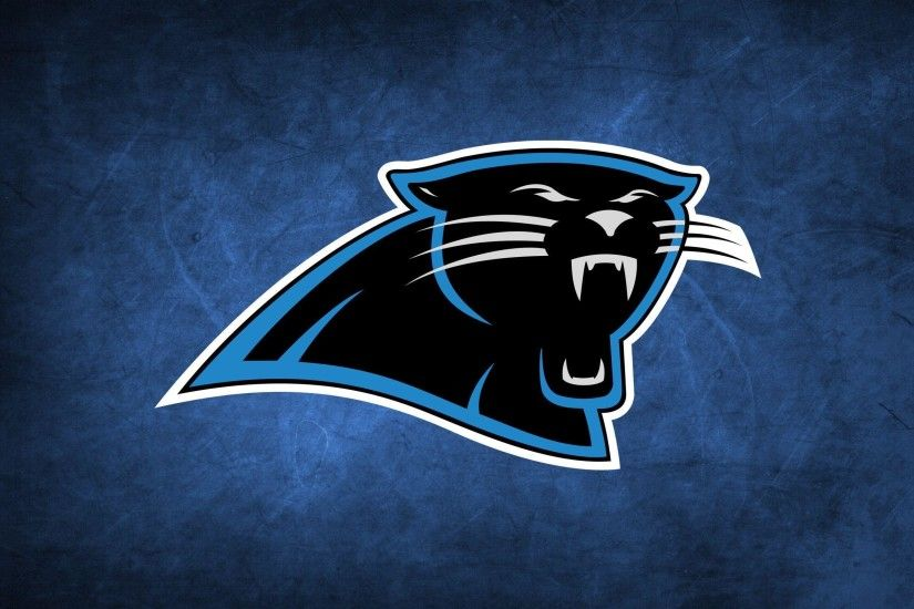 Carolina Panthers NFL Logo Wallpaper Wide or HD | Sports Wallpapers