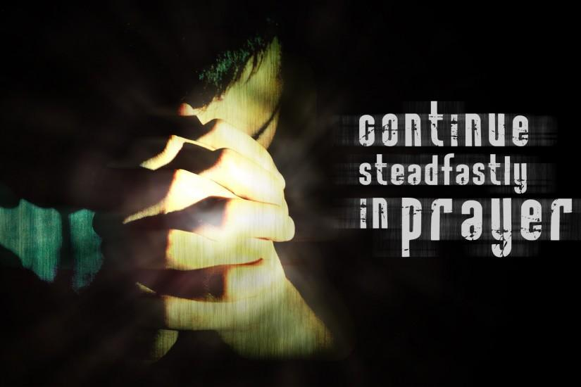 Christian Prayer Background Wallpaper