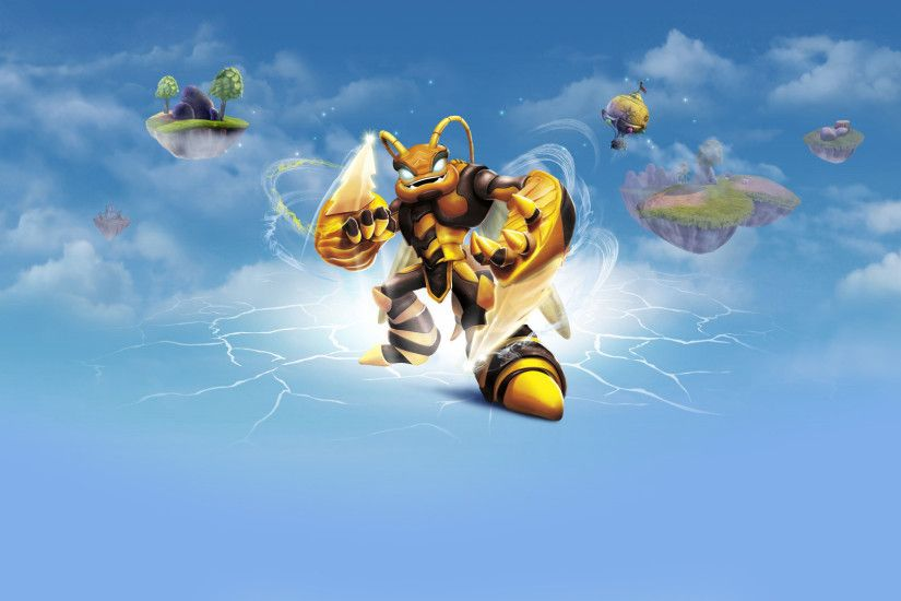 Skylanders Giants Desktop Wallpaper - WallpaperSafari