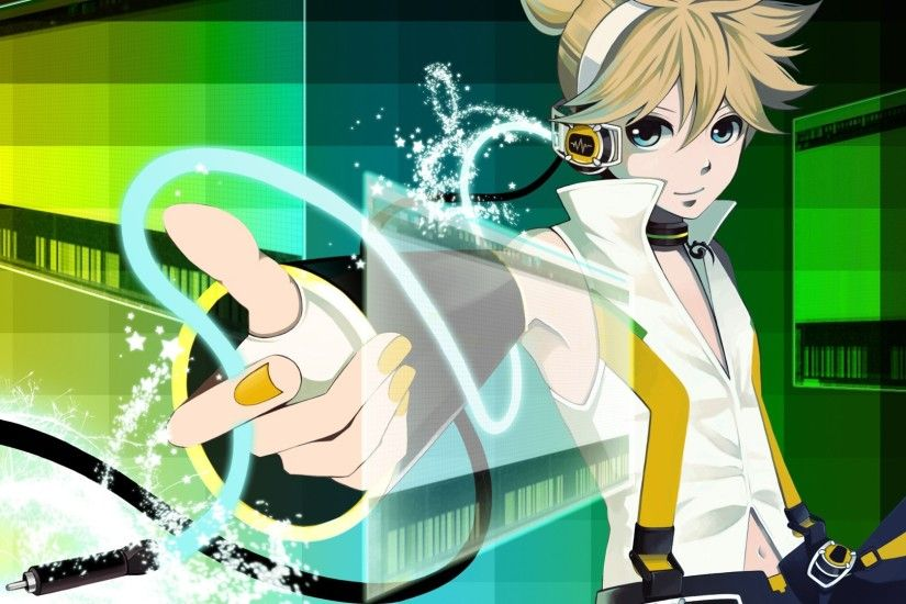 Kagamine Len Fangirls images Wallpaper HD wallpaper and background photos