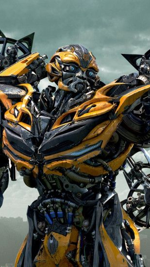 1440x2560 Wallpaper transformers age of extinction, autobot, bumblebee