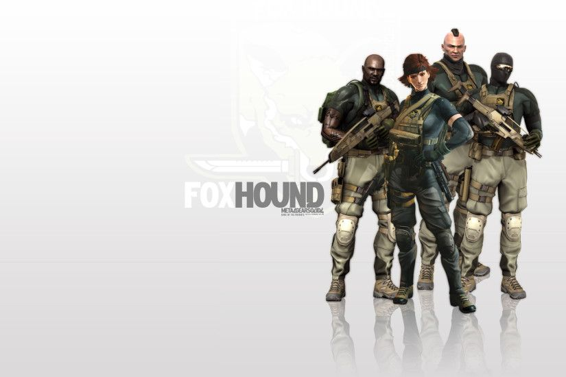 Video games metal gear solid fox hound wallpaper | 1920x1200 | 22097 |  WallpaperUP