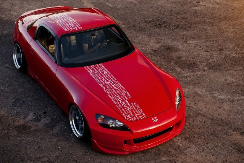Honda S2000 High Definition Wallpapers