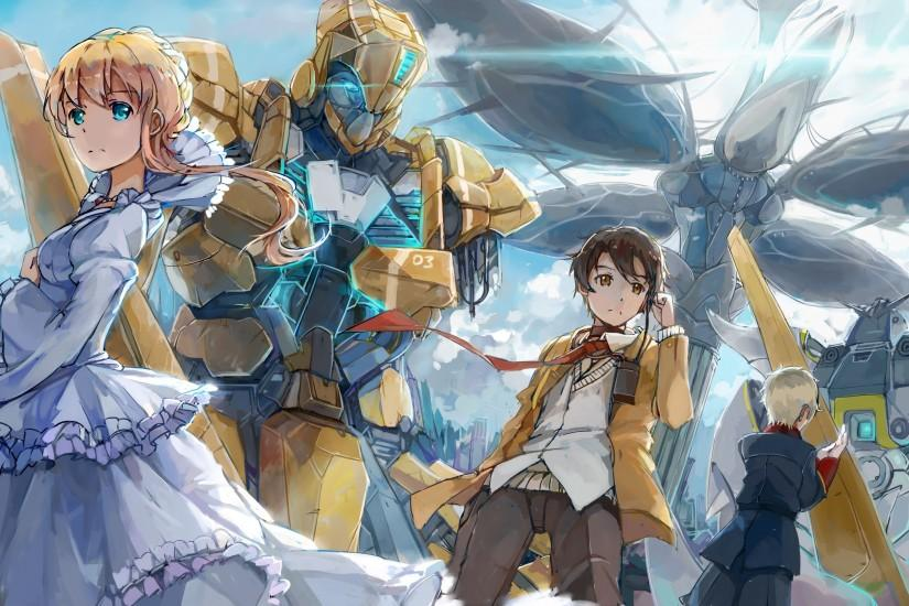 HD Wallpaper | Background ID:658203. 2952x1748 Anime Aldnoah.Zero