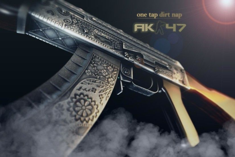 ... Gold Ak47 Wallpaper (75 images) ...