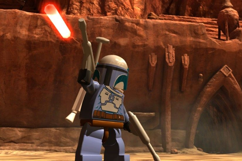 Lego Star Wars 3: The Clone Wars wallpaper