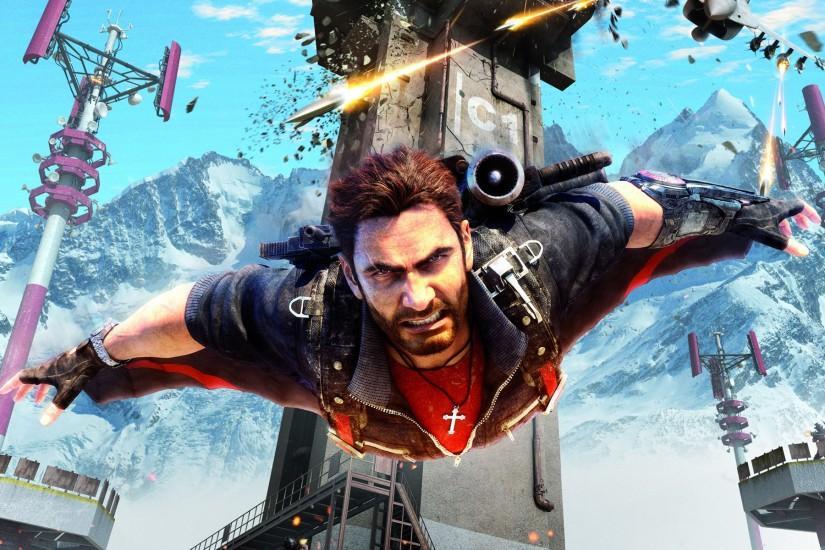Just Cause 3 Rico Wingsuit Wallpapers | HD Wallpapers