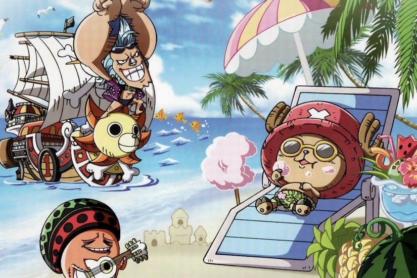 One Piece Chibi HD