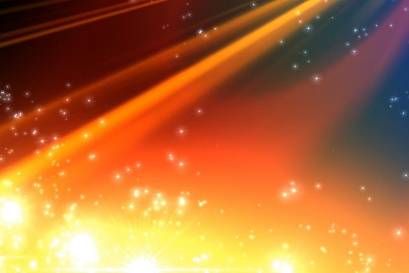 4K Colorful Rainbow Particle Spread Shine UHD Background Animation - YouTube