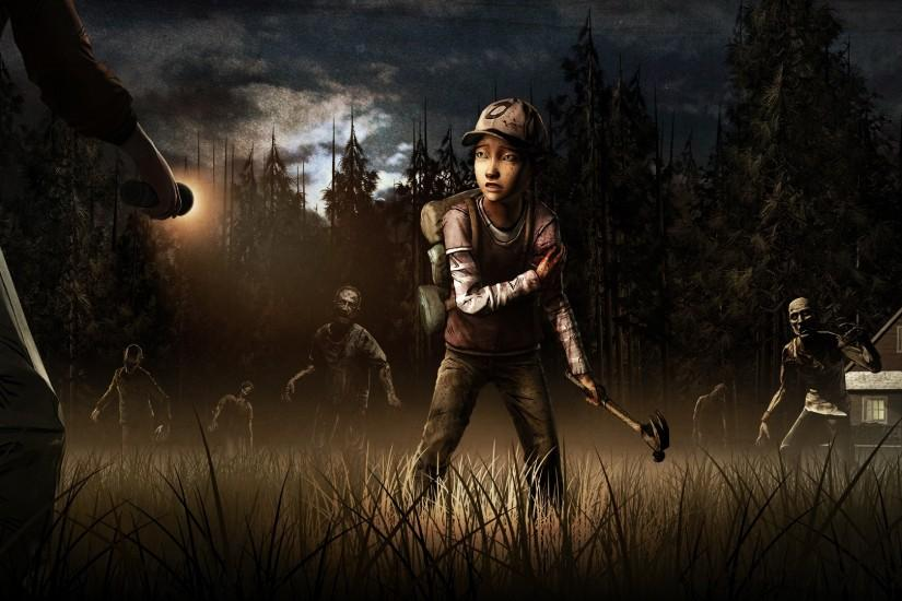 The Walking Dead: The Game Season 2 wallpaper background