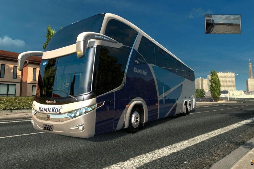 Marcopolo G7 1600 LD 6×2 for Euro Truck Simulator 2