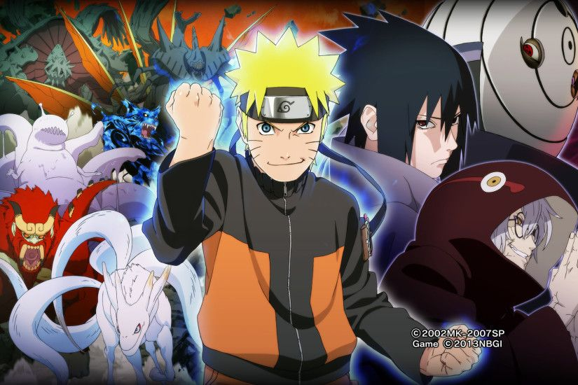 Naruto Wallpaper by zerogravity411 Naruto Wallpaper by zerogravity411