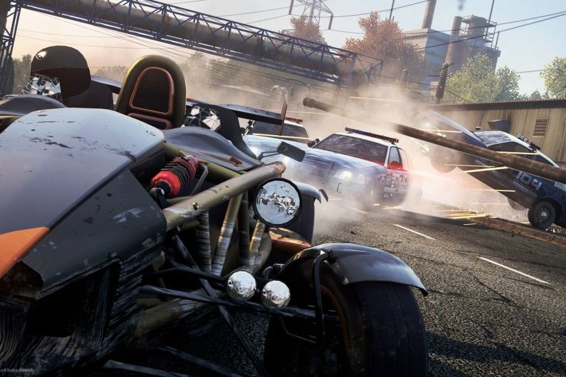 Ariel Atom V8, Need For Speed: Most Wanted (2012 Video Game), Video Games  Wallpapers HD / Desktop and Mobile Backgrounds