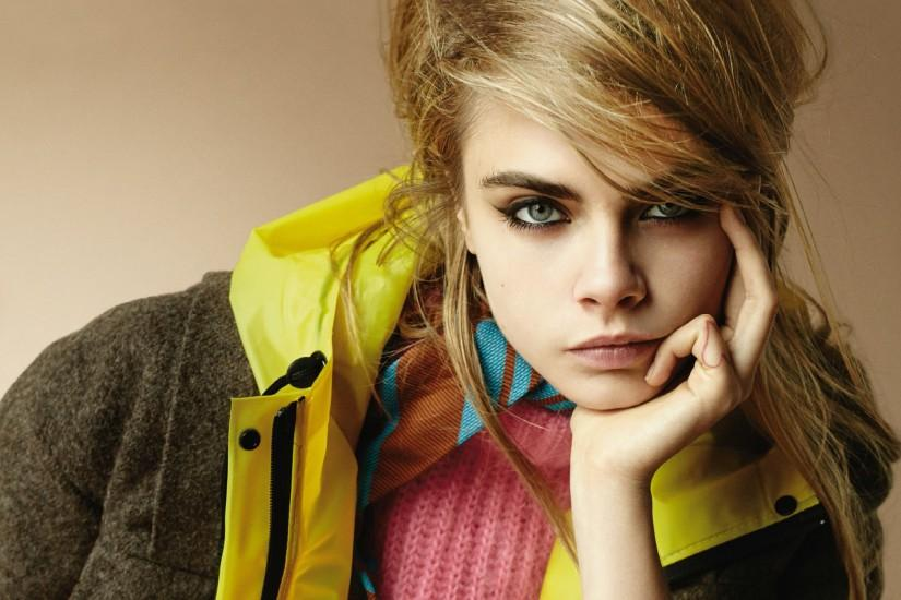 Cara Delevingne English Model · HD Wallpaper | Background ID:590097