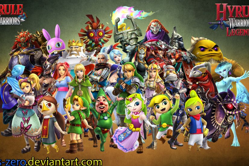 Hyrule Warriors wallpapers (52 Wallpapers)