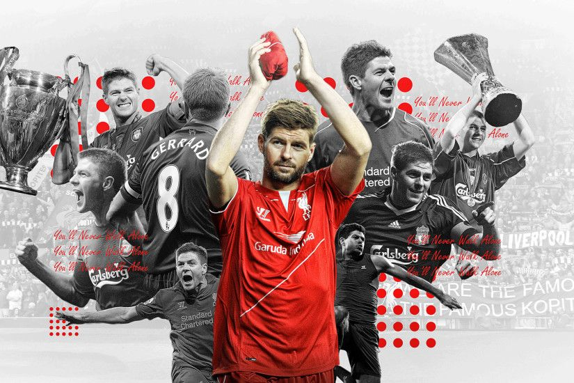... Gerrard moments in this wallpaper. Download