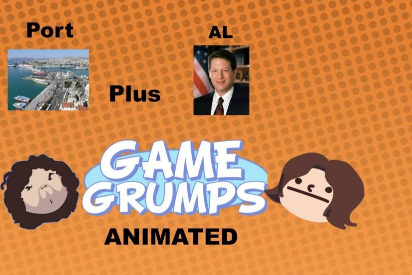 Game Grumps Animated: Port-Al