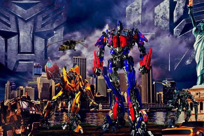 Transformers HD Wallpaper 1