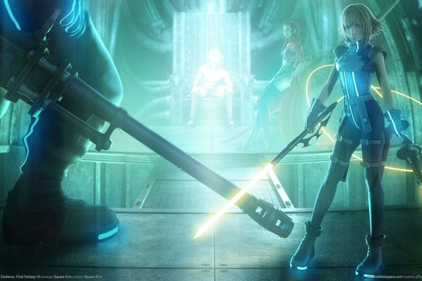Wallpapers For > Final Fantasy 7 Wallpaper