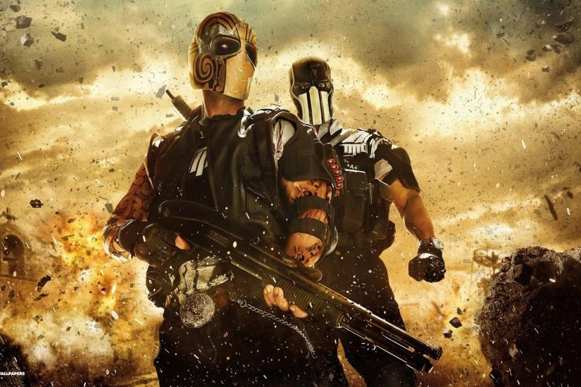 army of two background
