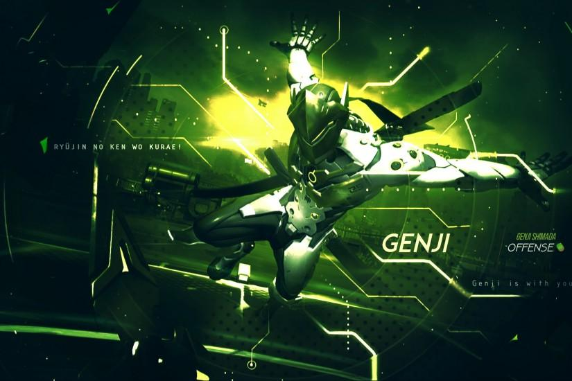 amazing genji wallpaper 1920x1080