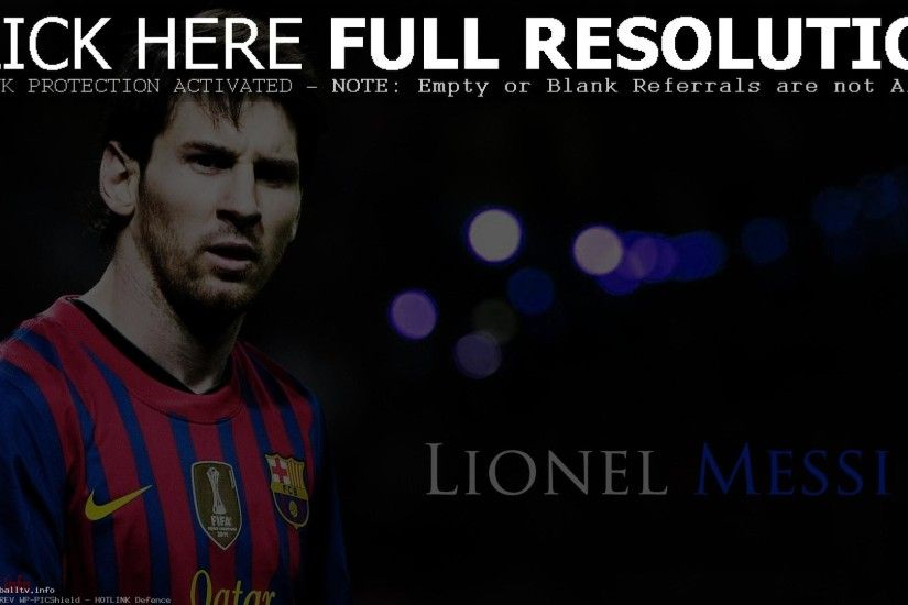 Best Of Lionel Messi's Hd Wallpapers Hyt4