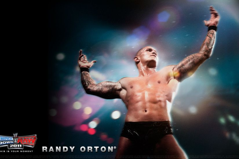 HD Wallpaper and background photos of Randy orton wallpaper for fans of WWE  images.