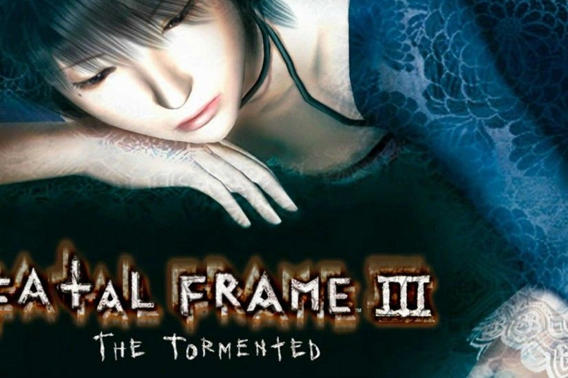 Fatal Frame 3 Soundtrack: 01 - The Tormented