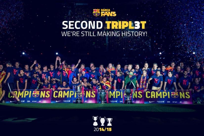 Barcelona Football Club Wallpaper Football Wallpaper HD 1920×1200 .